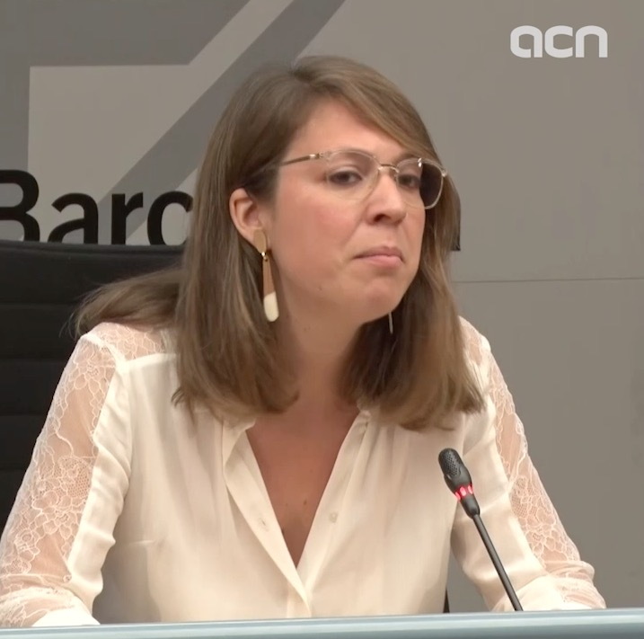 Janet Sanz, acting deputy mayor of Barcelona, on the new supercomputer coming to the city