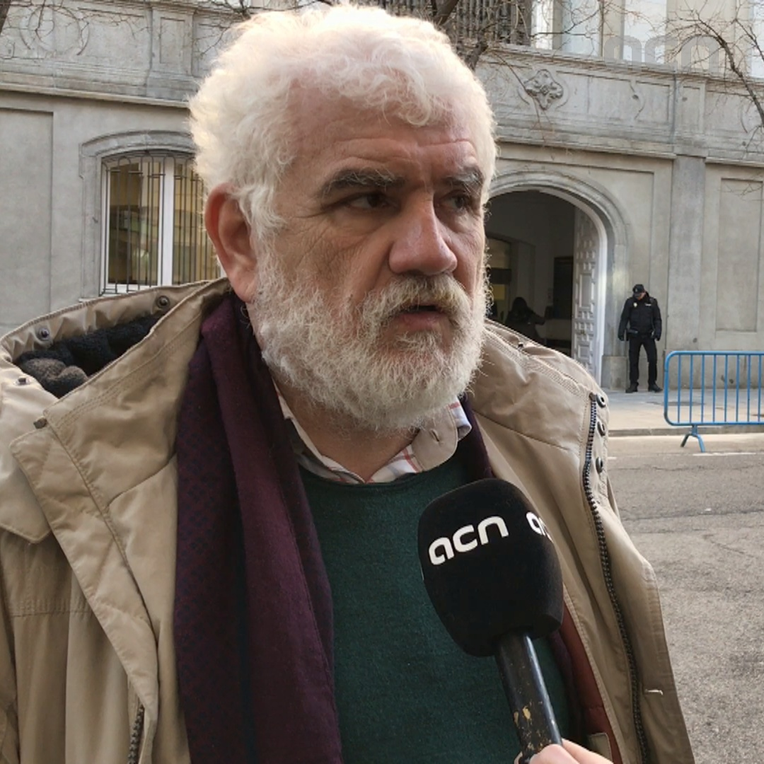 International observers Fabio Marcelli and Javier Pérez Royo give their opinion on the trial