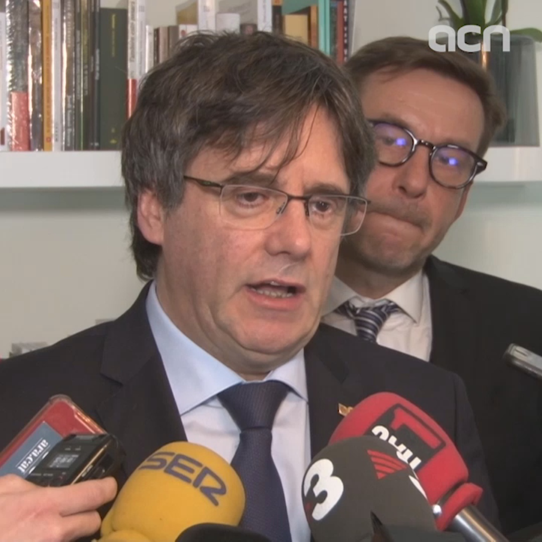 Puigdemont includes Spain in lawsuit