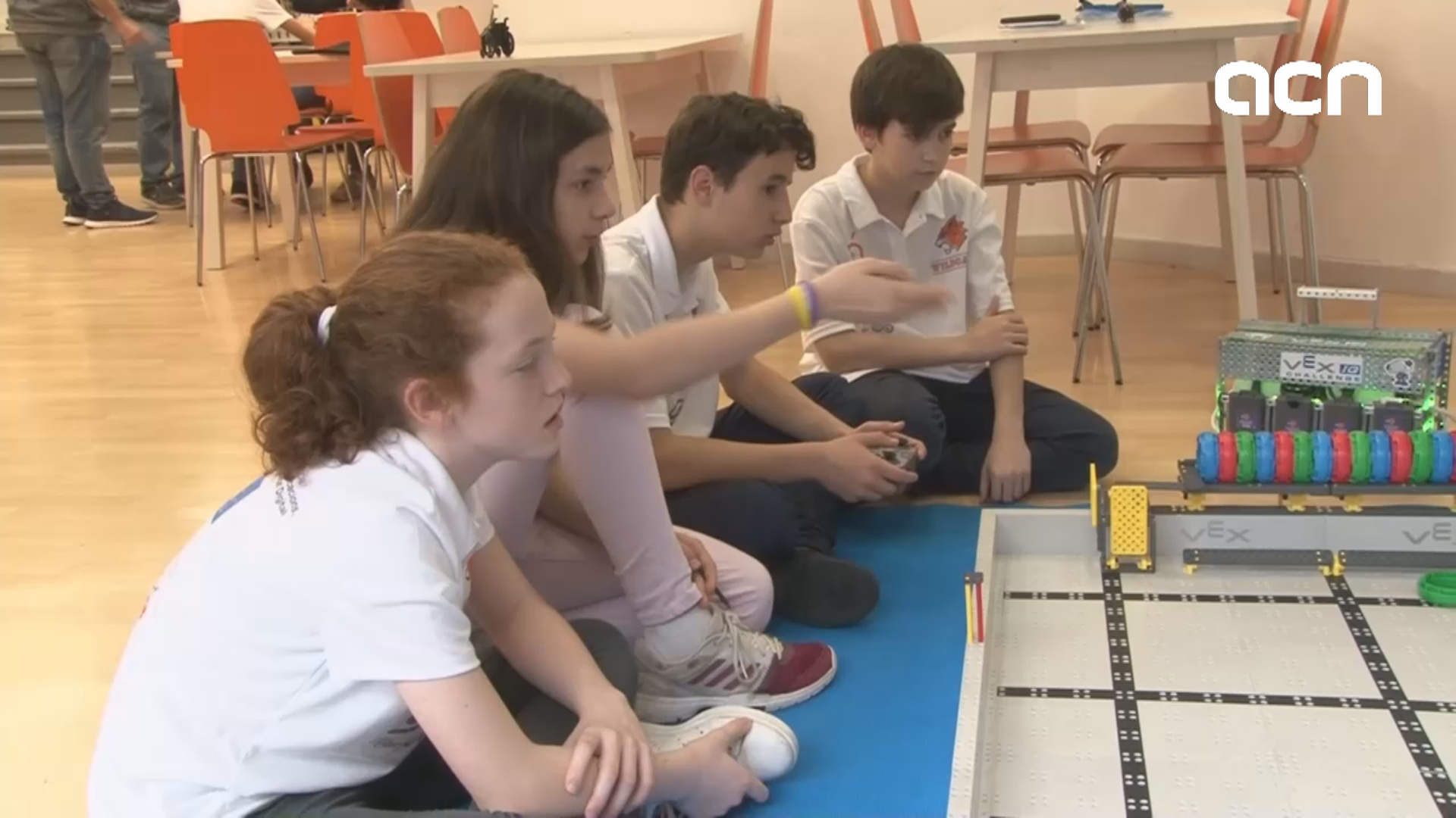 High school team from Girona awarded in international competition