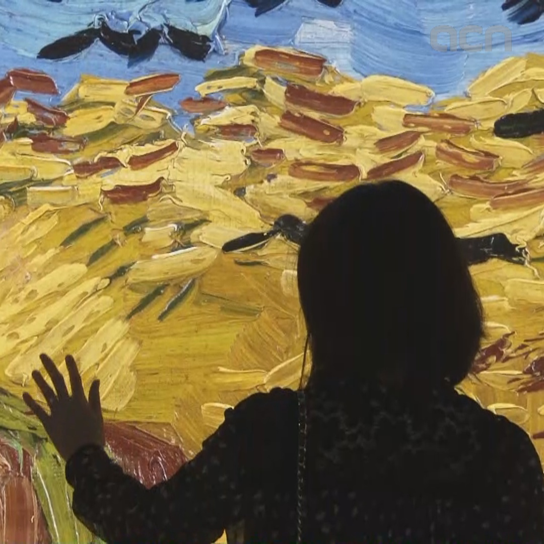 New Barcelona Van Gogh exhibit takes you inside a painting
