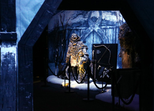 'Game of Thrones: the touring exhibition' at Barcelona's Maritime Museum (by ACN)