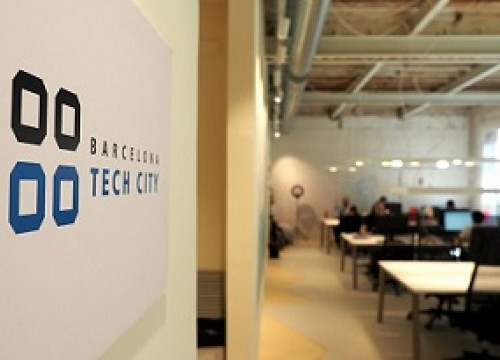 Barcelona Tech City's new Pier03 technological hub. (Photo: Barcelona Tech City)
