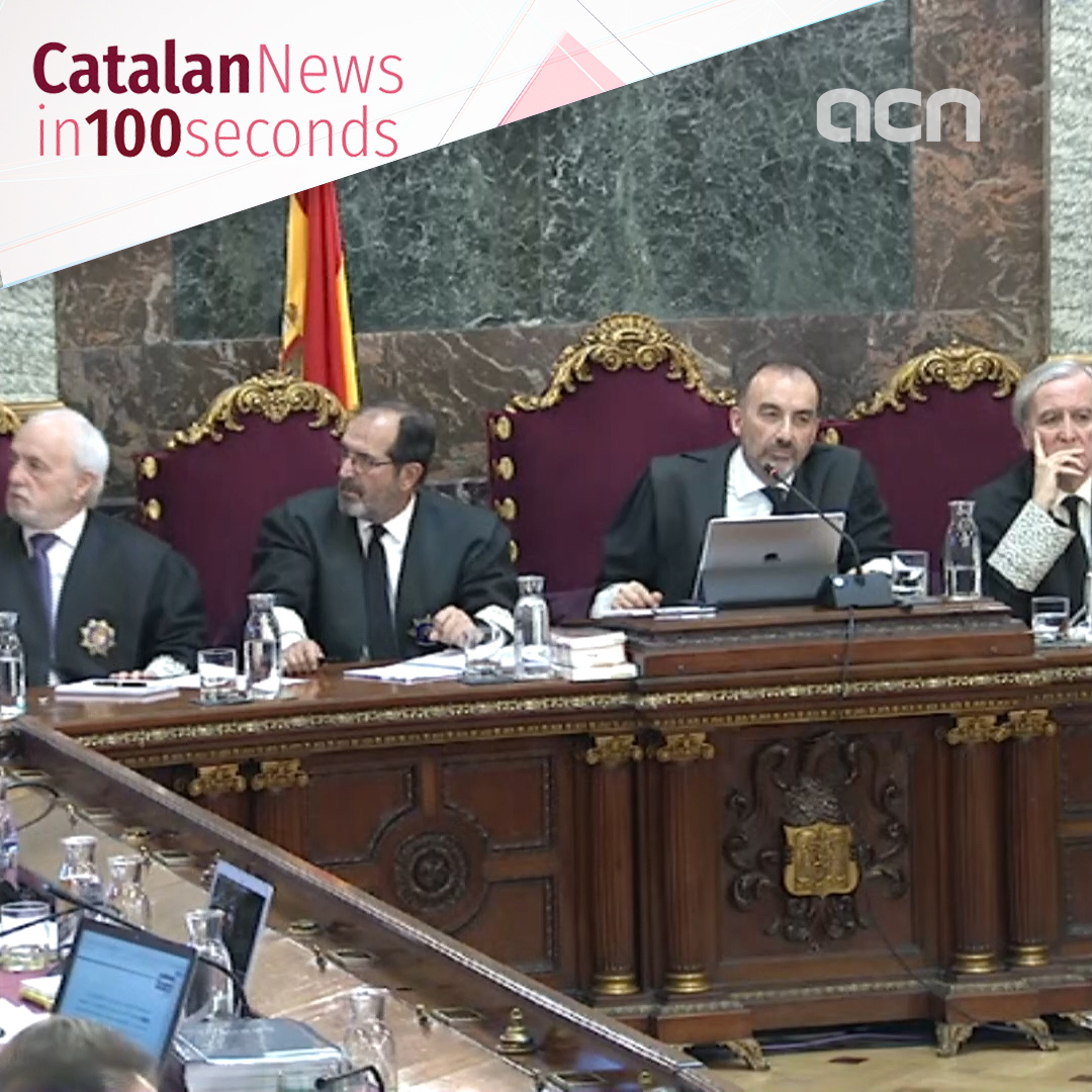 09-Oct-19: 'Human rights groups denounce irregularities in Catalan trial'