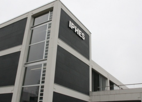 The new IPHES building at the URV's Sescelades Campus (by M. C. Griso)