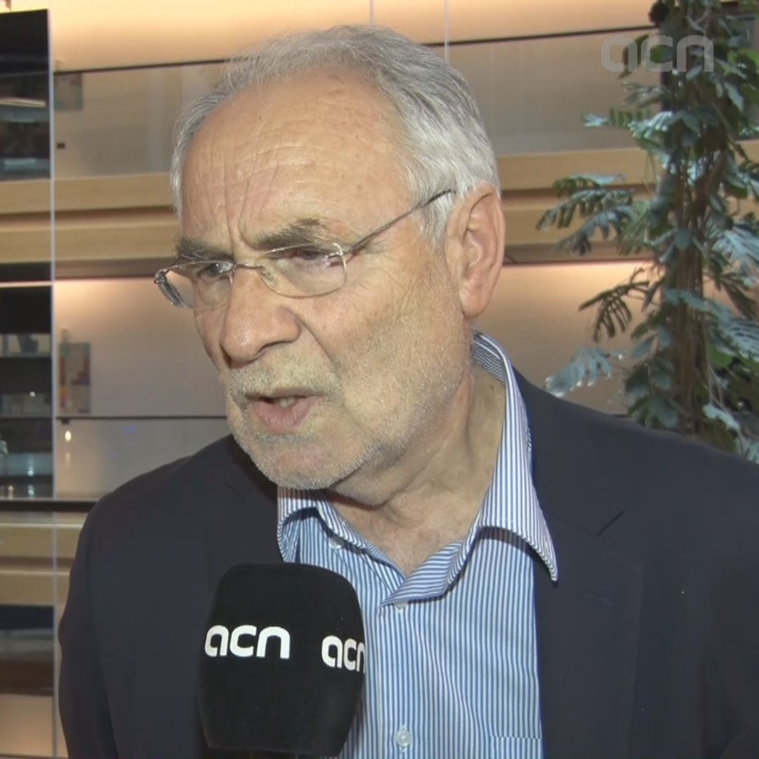 Ivo Vajgl, head of EU-Catalonia Dialogue Platform comments on presidential meeting rejection