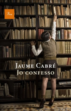 The Catalan edition of Jaume Cabré's new book 'I confess' (by ACN)