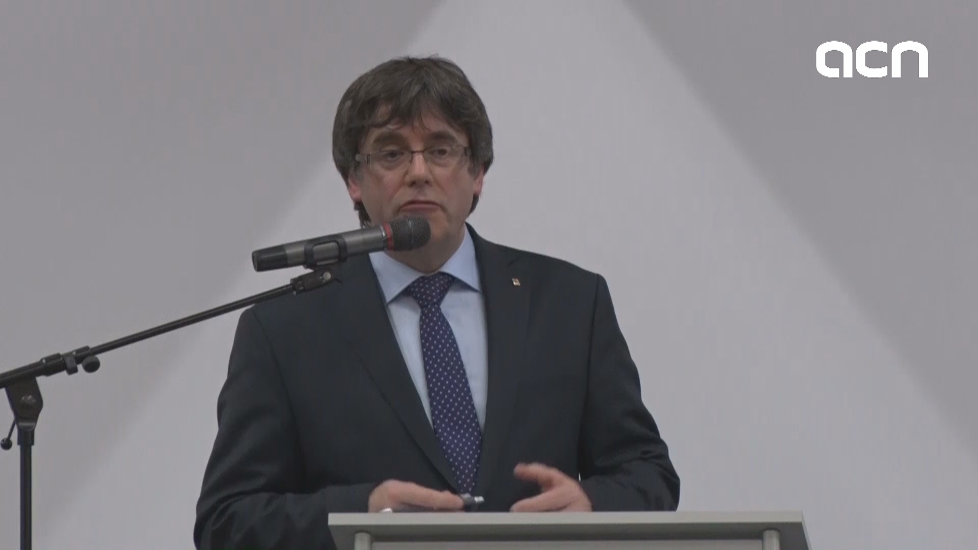 Puigdemont: 'We are close to an agreement'