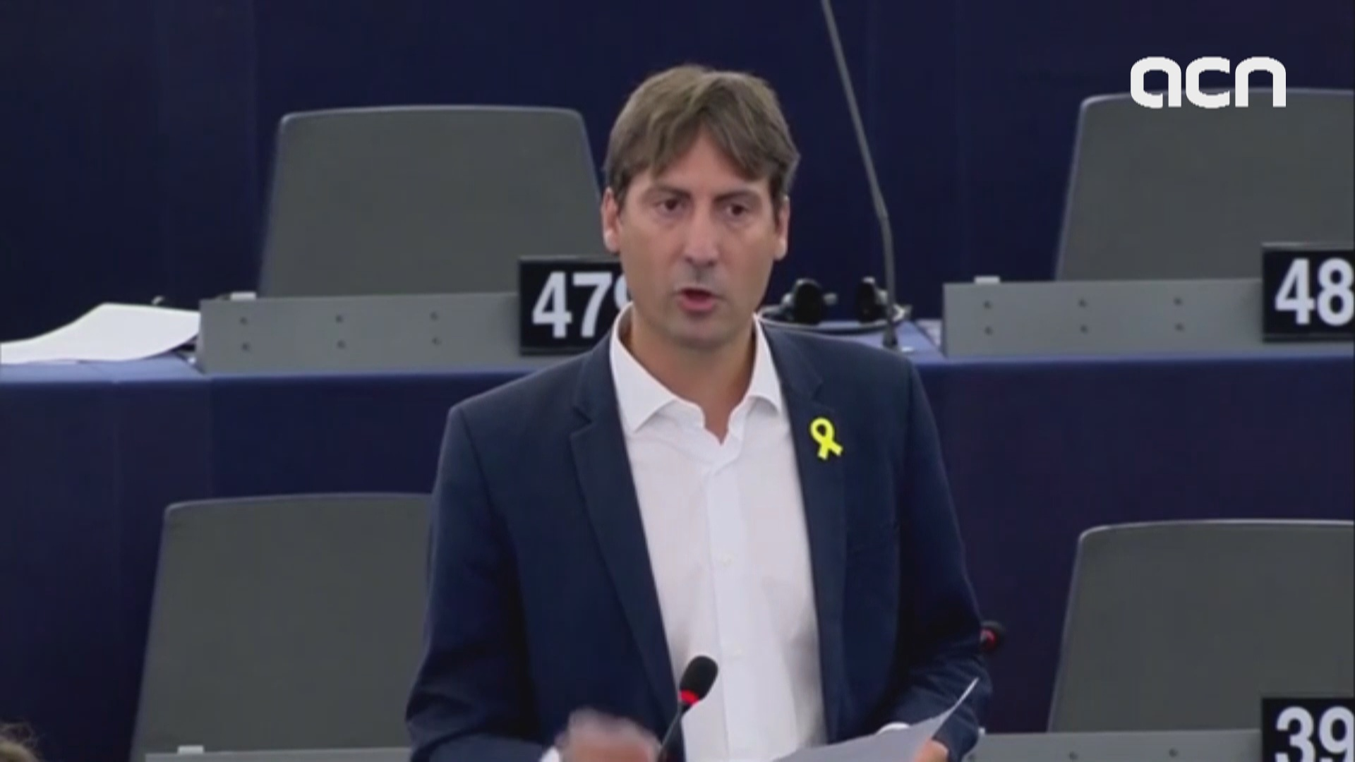 Catalan MEP invites European Commission president to visit jailed leaders