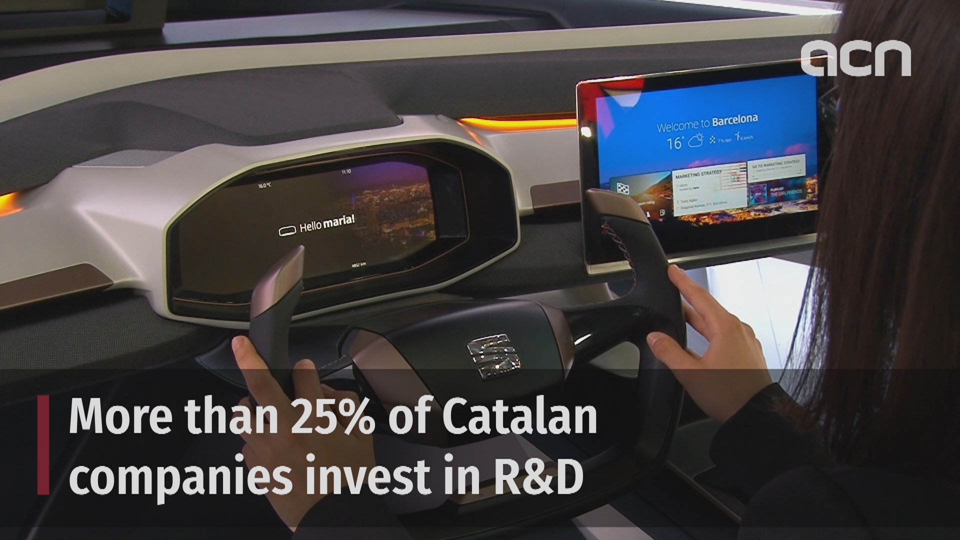 More than 25% of Catalan companies invest in R&D