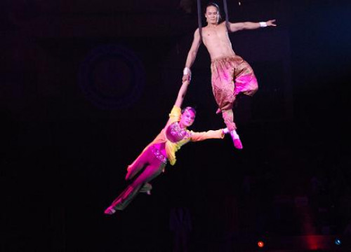 The Vietnamese 'Love in Spring' will perform at the Figueres' International Circus Festival (by Love in Spring / FICF)