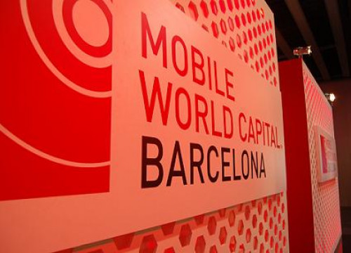 The Global Mobile Awards are held in Barcelona, the world's capital for mobile technology (by K. Reinhard)