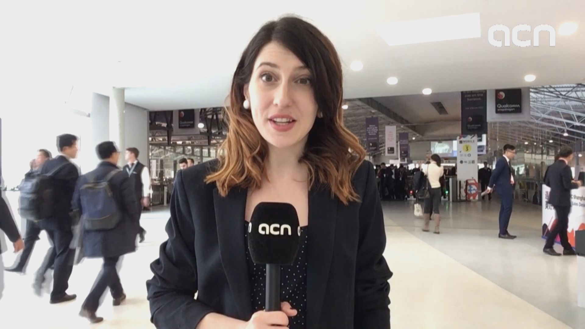 Rachel Bathgate reports from the MWC 2018