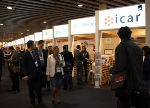Catalan companies at last year's Mobile World Congress (by ACN)