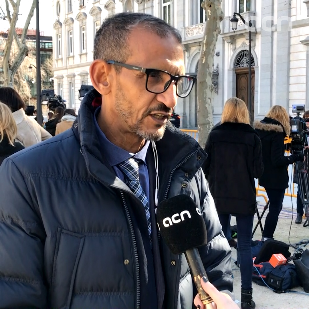 Journalists from around the world following trial in Madrid