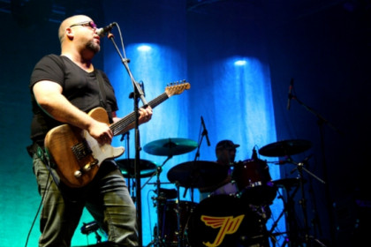 Pixies at the 2010 Primavera Sound (by P. Cortina)