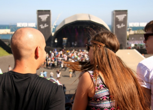 The 2015 Primavera Sound music festival kicked off on Thursday afternoon (by P. Francesch)