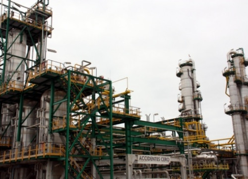 Tarragona's petrochemical hub represents 7% of Catalonia's GDP (by N. Torres)