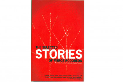 The cover of 'The Selected Stories of Mercè Rodoreda' (by ACN)