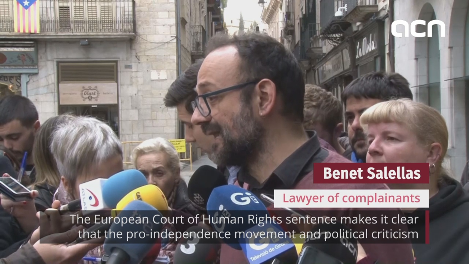 "The lawyer of the two complainants says that the court's ruling is a ""complete amendment"" to Spanish judiciary"
