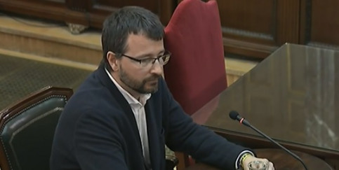 One of the 2017 referendum voters who testified on Tuesday in Spain's Supreme Court