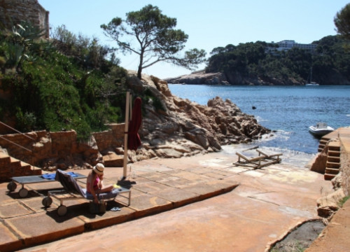 A spot in Begur, at the Costa Brava (by N. Guisasola)