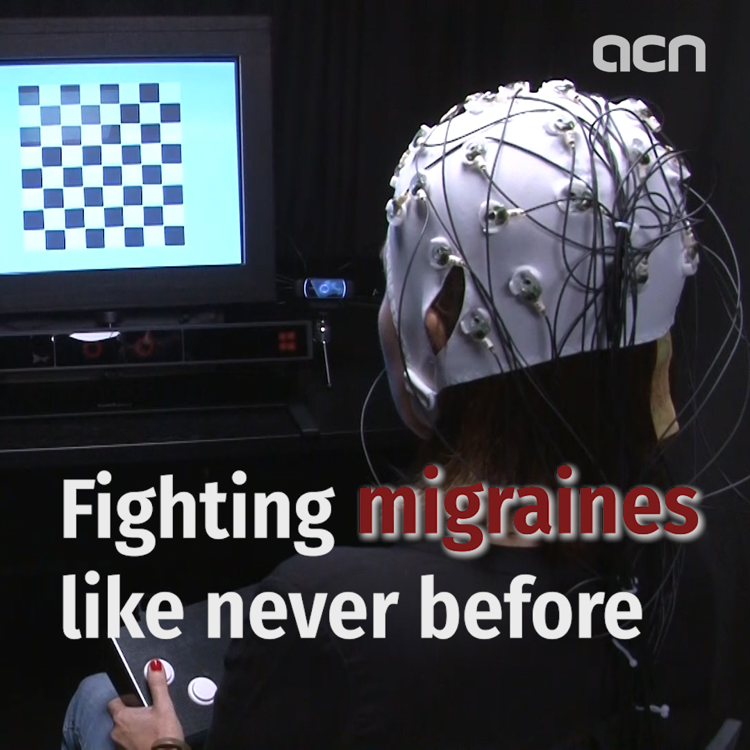 Fighting migraines like never before