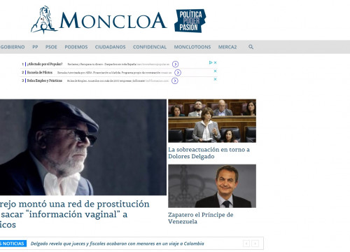 Spanish justice minister