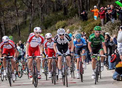Participants of the 2014 Volta (by Jon Herranz / Volta Ciclista a Catalunya)