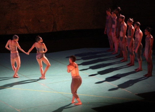 The dance show 'Wonderland' opened last year's Grec Festival (by P. Cortina)