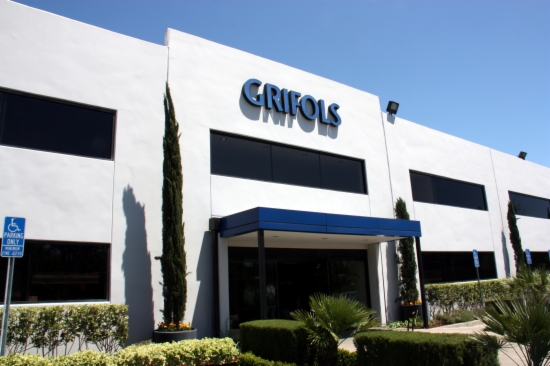 Catalan pharmaceutical Grifols to buy 45% of California
