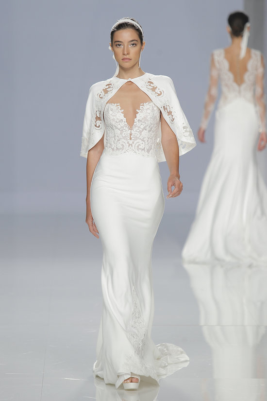 White Wedding Dress Spain