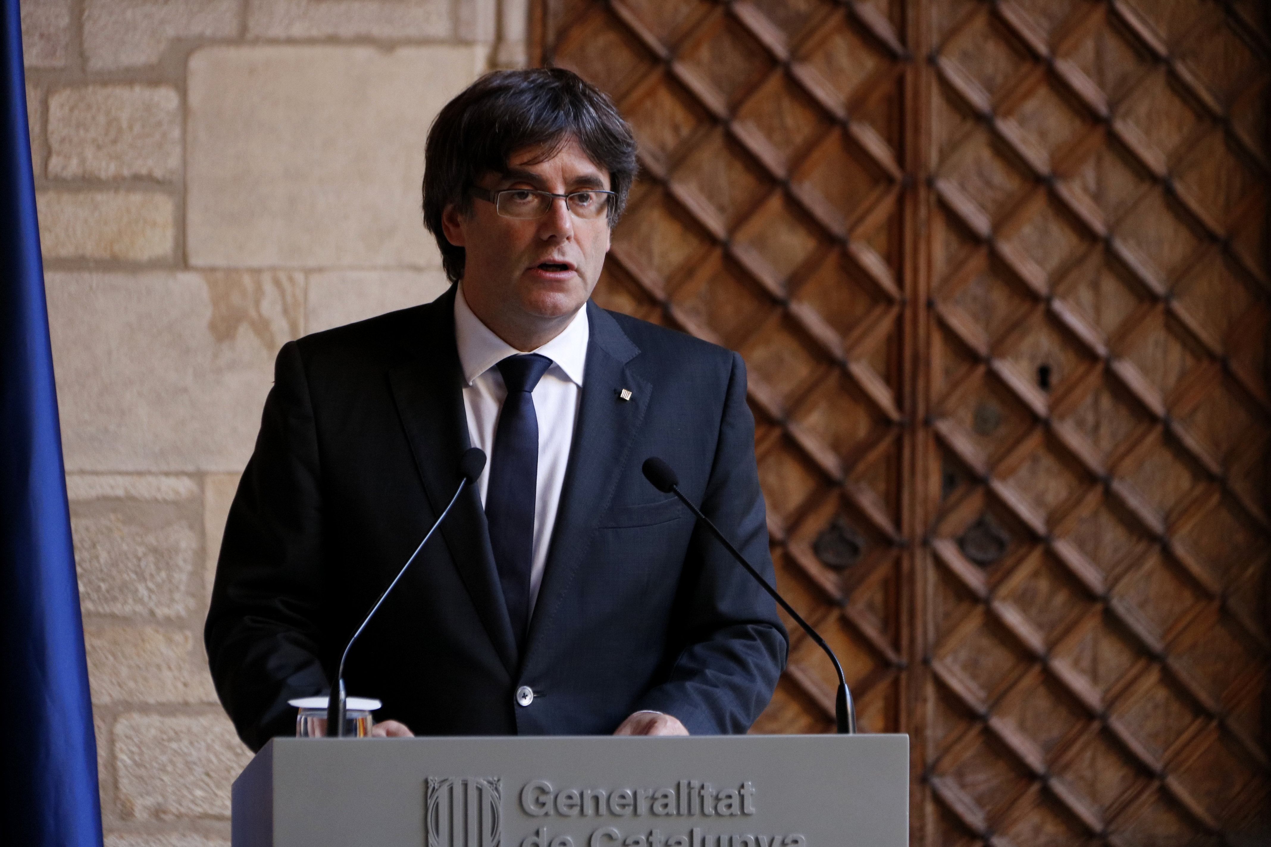 Puigdemont: Spain was ready to respond with 'casualties' if independence was carried through