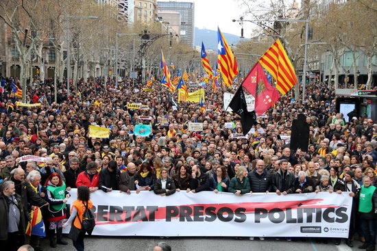 UN expert urges Spain to give up rebellion charges