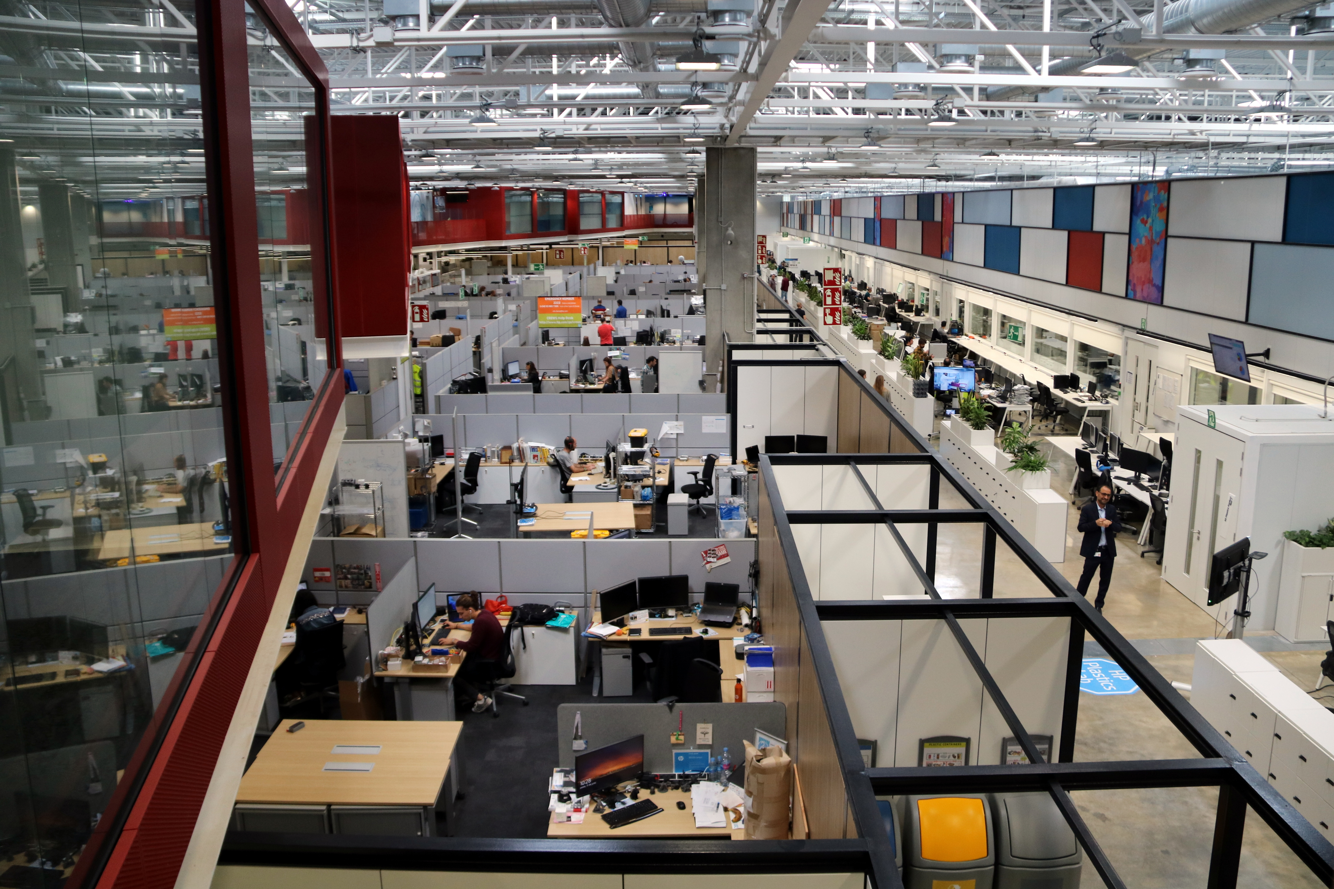 HP unveils world's largest 3D printing research center in